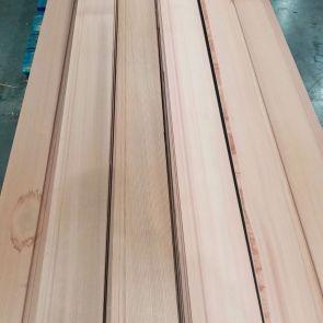 Western Red Cedar Optima Channel 10 Cladding – No.2 (85%) / No.4 (15%) - 18 x 142mm - 121.10 Lineal Metres - Grade 2 - PK1291