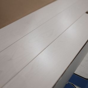 Solid Maple Akoya Flooring - White - 19.8mm x 82.55mm - 7.43 sqm - PK5117
