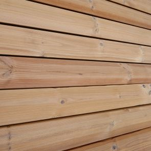 ThermoWood® Rainscreen Cladding