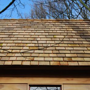Waldun Premium Certigrade No. 3 Grade (Black Label) Western Red Cedar Shingles