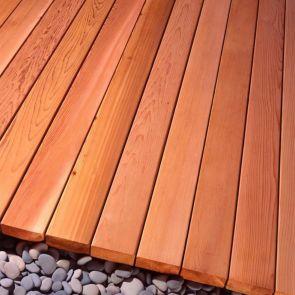 Western Red Cedar C & Better Deck Boards - 38 x 89mm