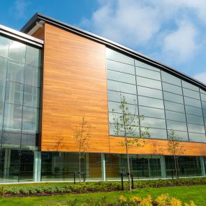 Western Red Cedar No. 2 Clear & Better Tongue & Groove V-Joint Cladding
