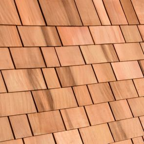 Waldun Premium Certigrade No.1 Grade (Blue Label) Western Red Cedar Shingles