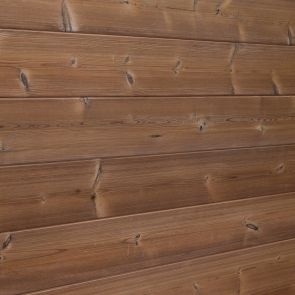 ThermoWood®  Tongue & Groove V-Joint Cladding