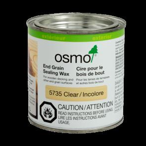 Osmo End Grain Wax 5735 Clear