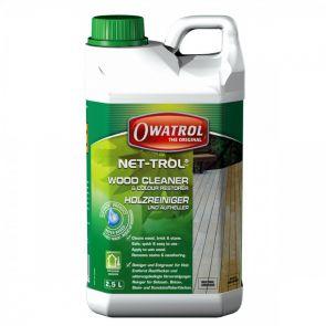 Owatrol Net-trol Wood Cleaner and Brightener