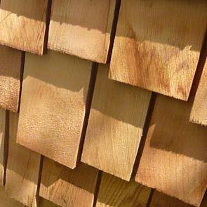 Waldun No. 2 Grade Certi-Sawn Taper-Sawn Western Red Cedar Shakes