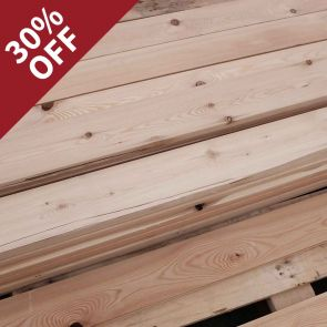 Siberian Larch Boards – 21 x 96mm - 189.90 Lineal Metres - PK0986