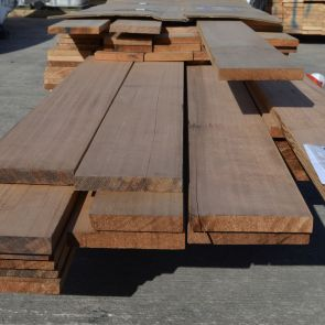 Western Red Cedar Vertical Grain Boards – 20 x 144mm - 141.73 Lineal Metres - PK1031