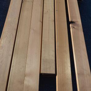 Silva Select Prestige VG Western Red Cedar Rainscreen Cladding - 20 x 144mm - 65.53 Lineal Metres - 9.44 sq. m. - PK1062