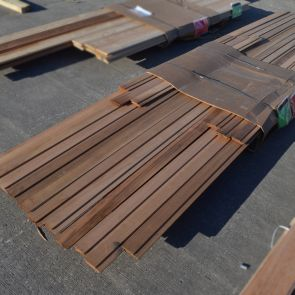 Western Red Cedar Vertical Grain Channel Cladding – 20 x 94mm - 52.71 Lineal Metres - 4.01 sq. m. - PK1074