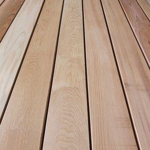 Western Red Cedar A & Better Deck Boards - 26 x 90mm
