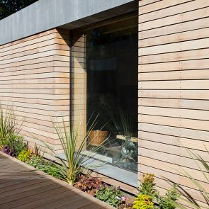Silva Select Prestige VG Western Red Cedar Rainscreen Cladding