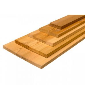 Cascadia Western Red Cedar Boards