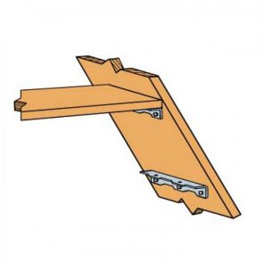 Simpson Strong Tie TA9 Staircase Angle