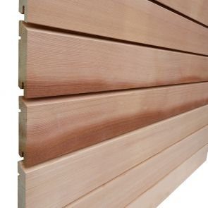 Silva Select Prestige VG Western Red Cedar TIGA Rainscreen Cladding