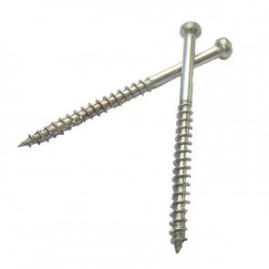 Trim Head Stainless Steel Screws