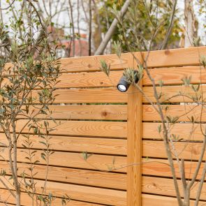 SILVALarch™ Siberian Larch Slatted Screen Boards