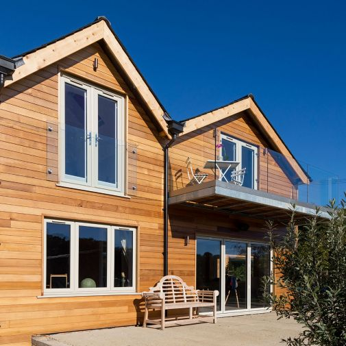 Silva Select Prestige VG Western Red Cedar Microline Channel Cladding