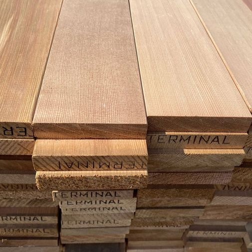 Special Buy - A & Better Western Red Cedar Boards | Silva