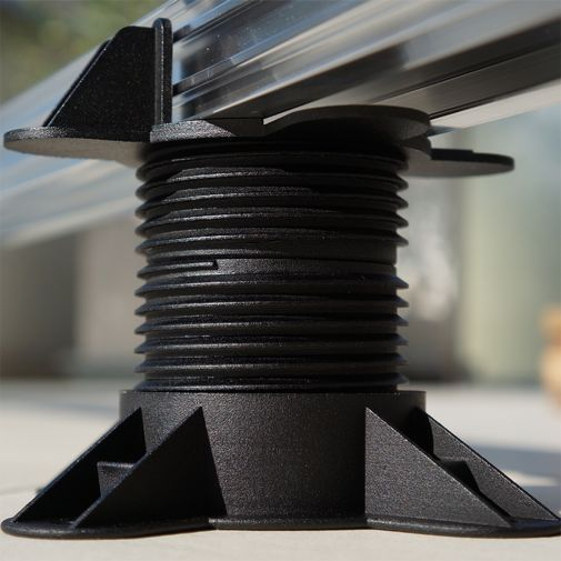 Adjustable Deck Pedestal