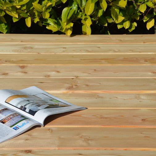 SILVALarch™ Siberian Larch Decking