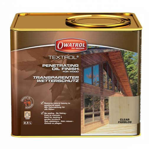 Owatrol Textrol - Penetrating Oil Finish