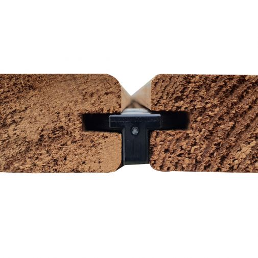 ThermoWood Decking Clips