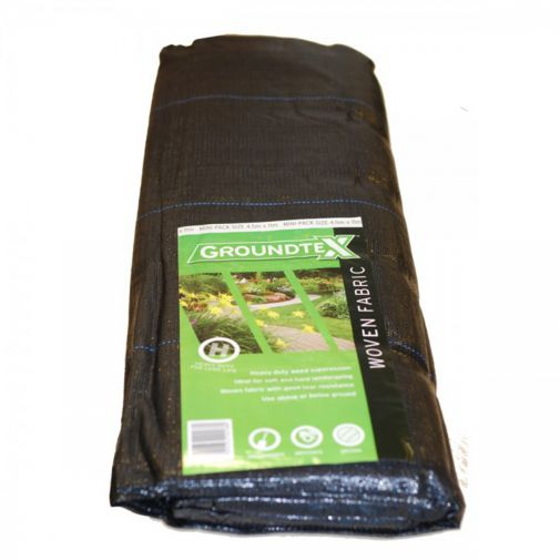 GroundTex Heavy Duty Weed Control Ground Cover