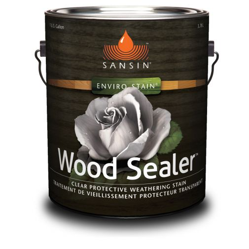 Sansin Wood Sealer