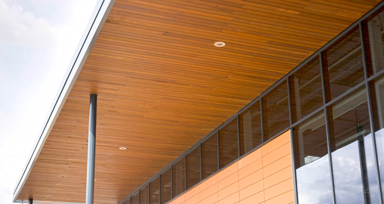 Silva Timber's Pre-Finishing Service Helps Keep Supermarket Build On Track