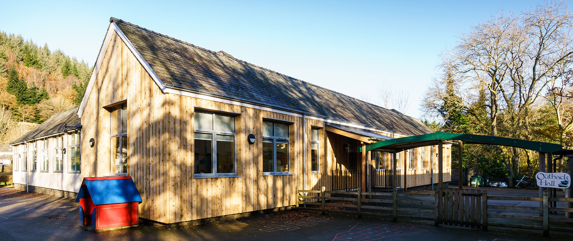 Wood Sealer Excels in Tough Conditions to Protect Timber Cladding