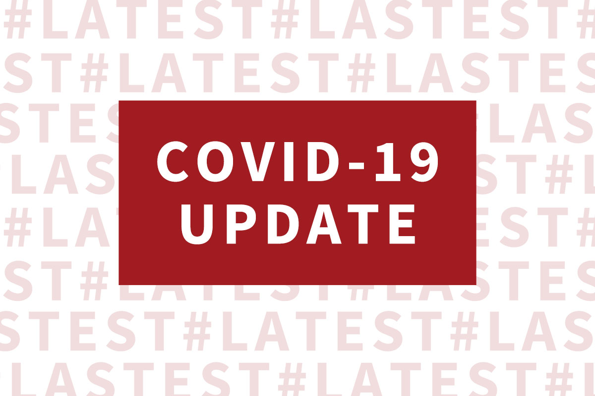 COVID-19 - An update from Nick Taylor, Managing Director