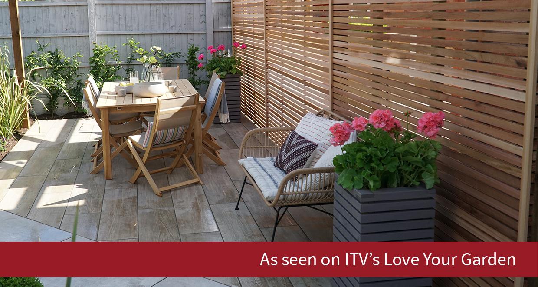 As seen on ITV's Love your Garden
