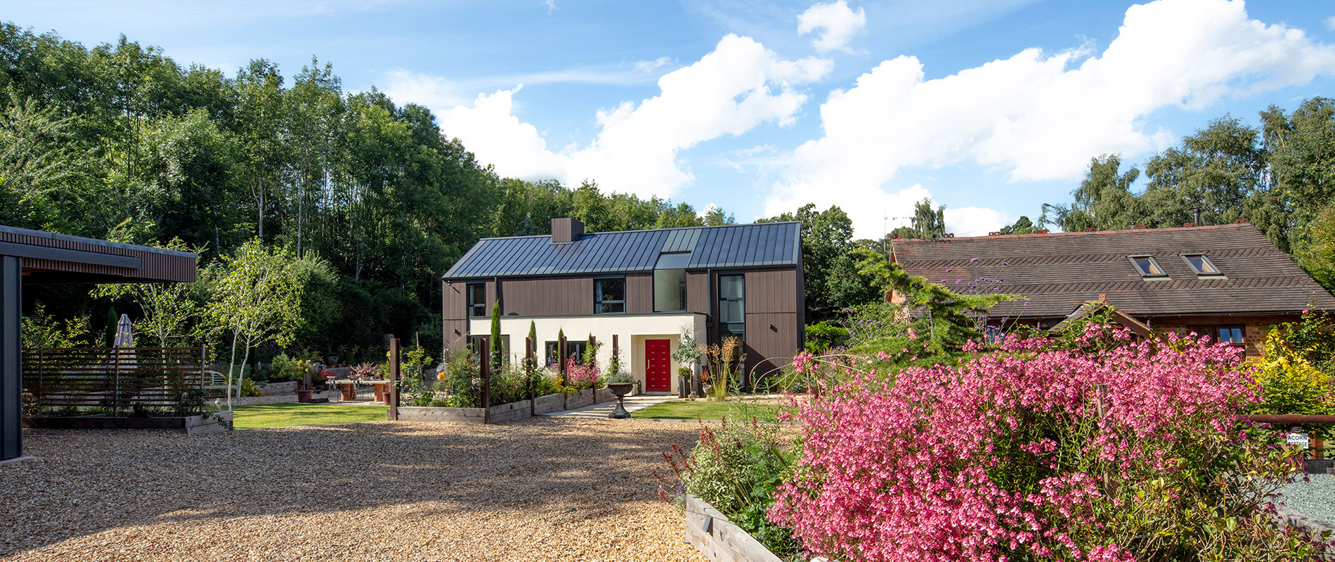 Composite Cladding Fits The Bill For Country Retreat