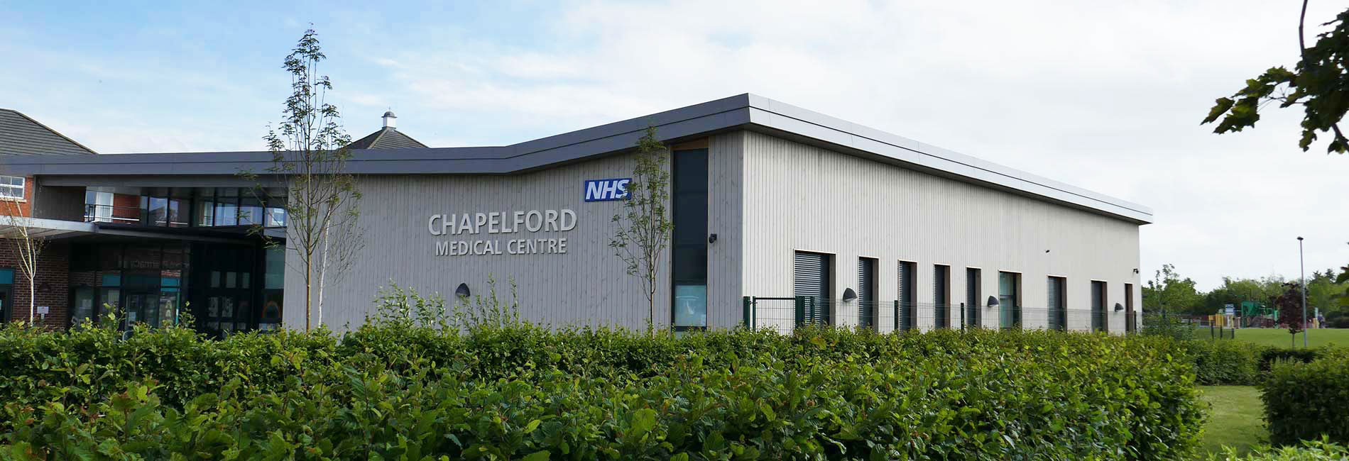 Thermowood Cladding Fits the Bill for New Medical Centre